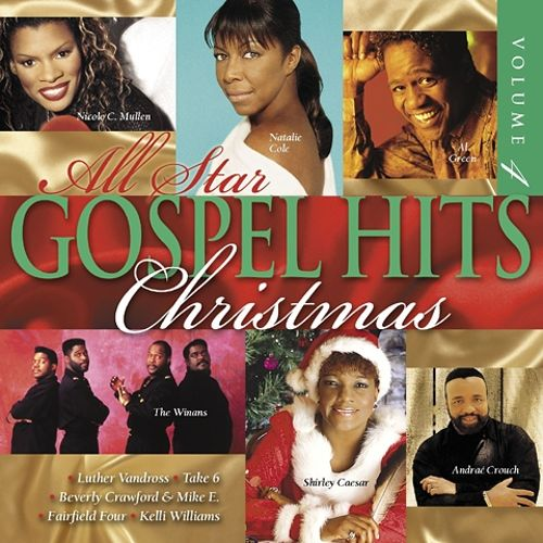 All Star Gospel Hits, Vol. 4: Christmas - Various Artists | Songs ...