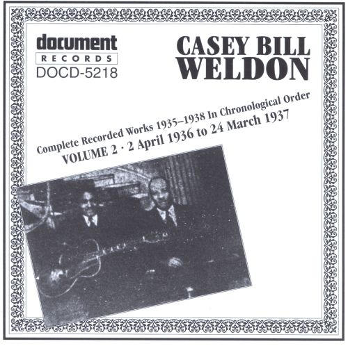 Complete Recorded Works, Vol. 2 (1936-1937)