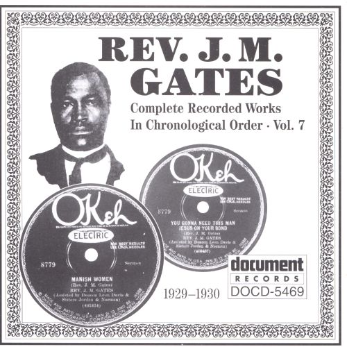 Complete Recorded Works, Vol. 7: 1929-1930