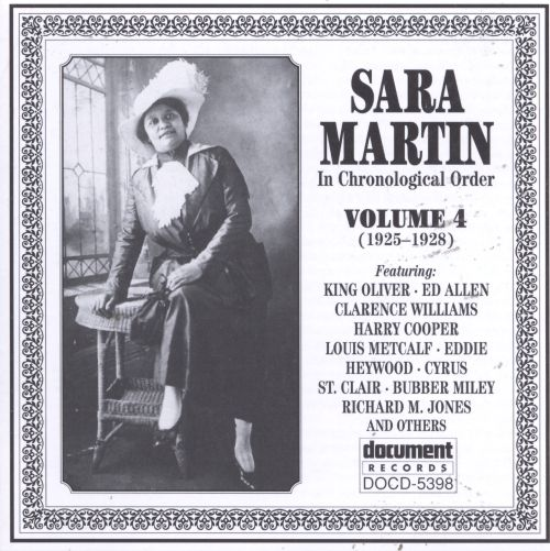 Complete Recorded Works, Vol. 4: 1925-1928