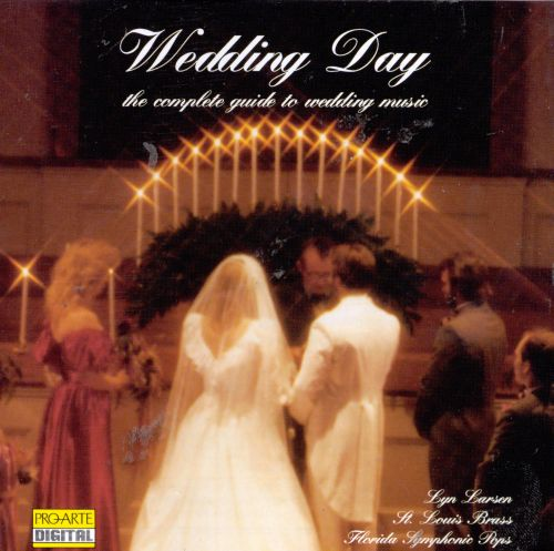 Wedding Day: Complete Guide to Wedding Music - Florida ...
