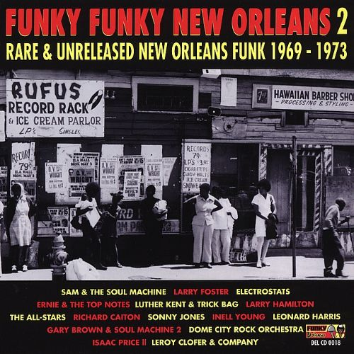 Funky Funky New Orleans, Vol. 2