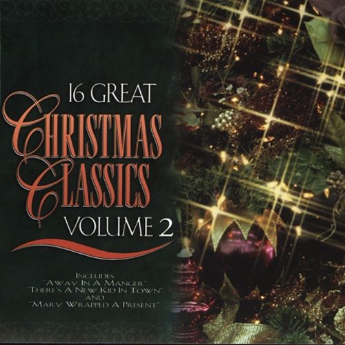 16 Great Christmas Classics, Vol. 2