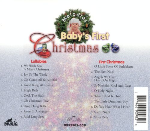 Baby's First: Christmas Melodies