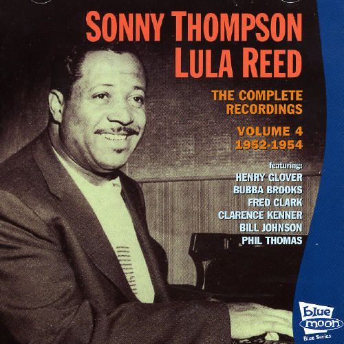 The Complete Recordings: Vol. 4 1952-1954