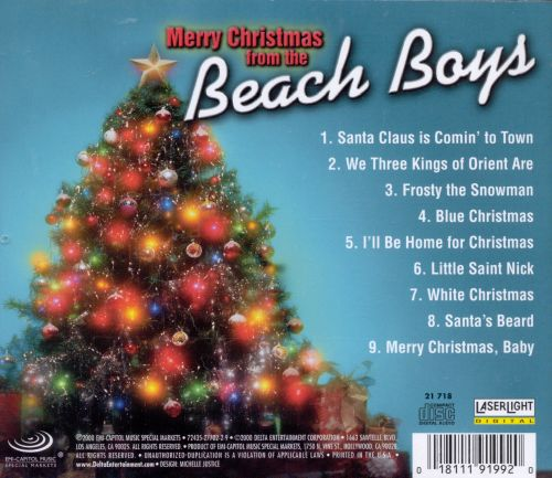 merry christmas from the beach boys merry christmas from the beach boys - Beach Boys Christmas