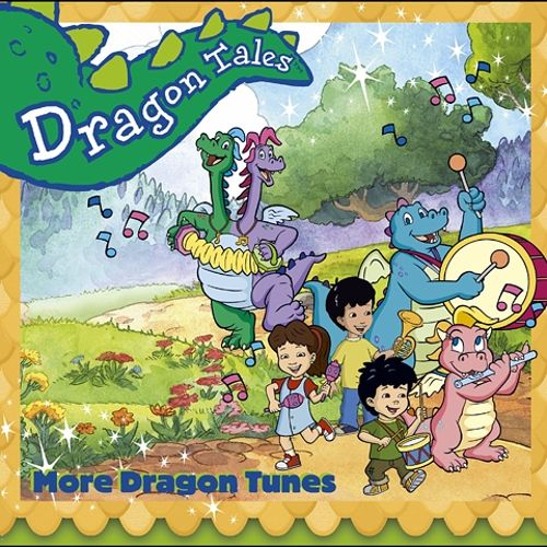 Dragon Tales: More Dragon Tunes