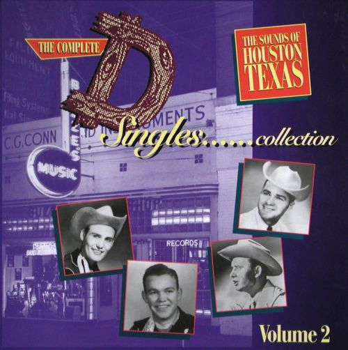The Complete D Singles Collection, Vol. 2
