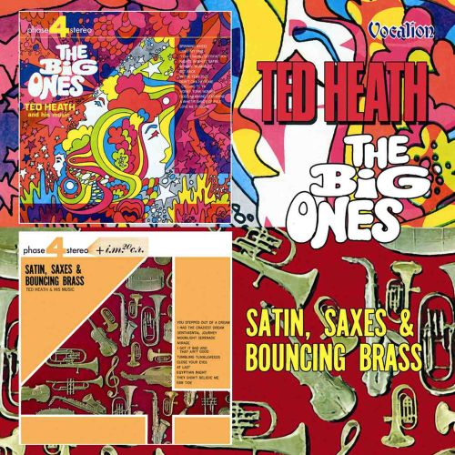 The Big Ones/Satin, Saxes and Bouncing Brass