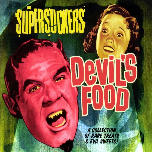 Devil's Food: A Collection of Rare Treats & Evil Sweets!