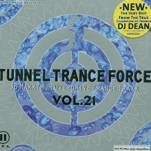 Vol. 21-Tunnel Trance Force