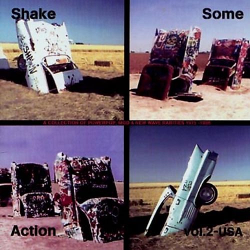 Vol. 2-Shake Some Action
