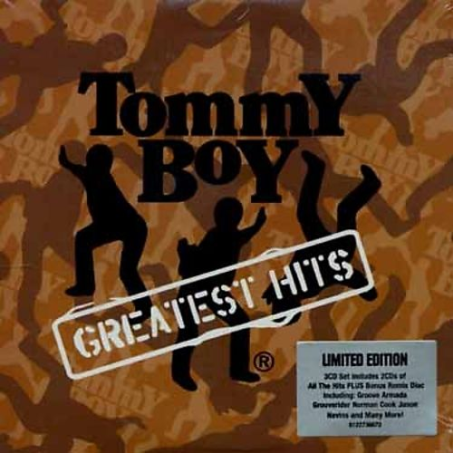 Vol. 2-Tommy Boy Greatest Hits