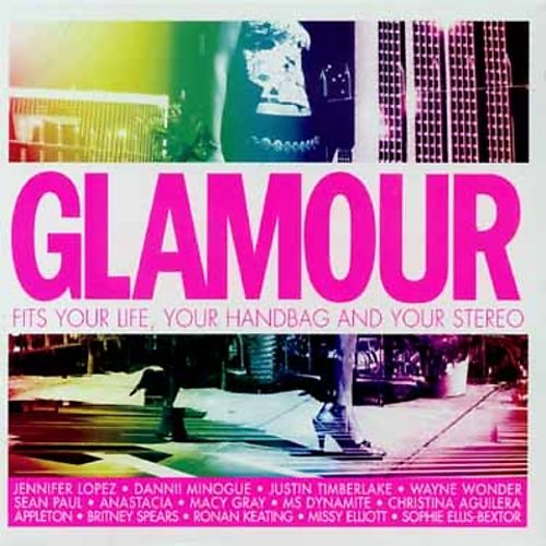 Glamour: Fits Your Life, Your Handbag and Your Stereo