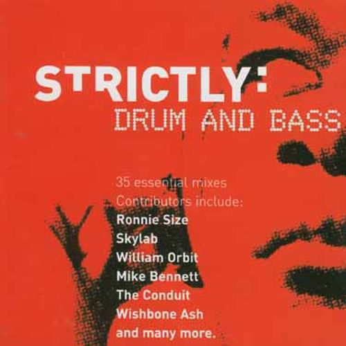 Strictly Drum & Bass [Wrasse]
