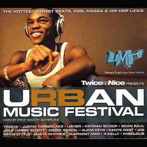Twice as Nice Presents: Prince's Trust Urban Music Festival