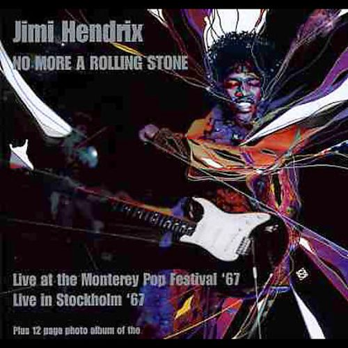 No More a Rolling Stone: Live at Monterey Pop 1967