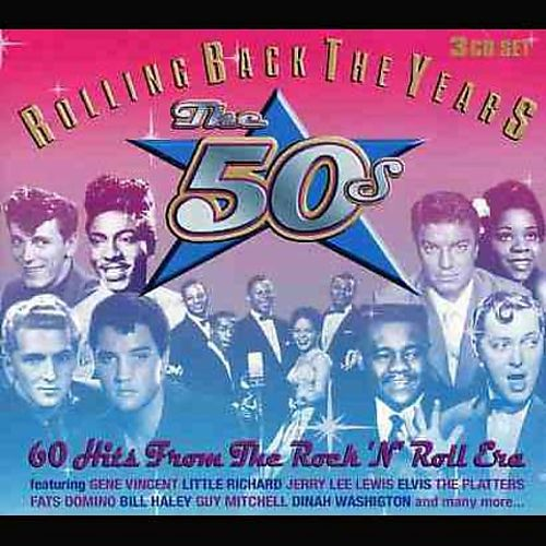 50's-Rolling Back the Years