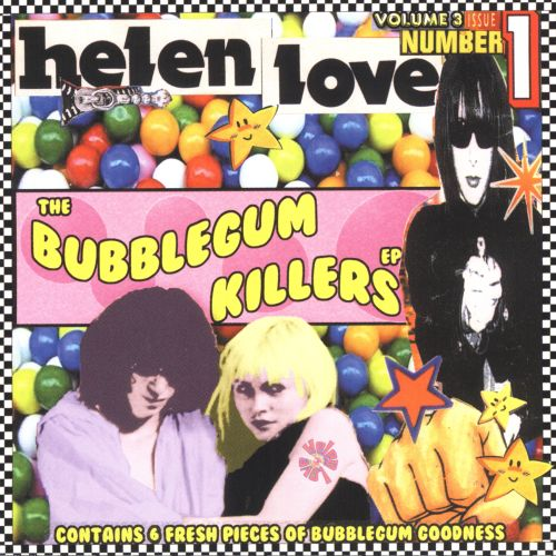 The Bubblegum Killers EP