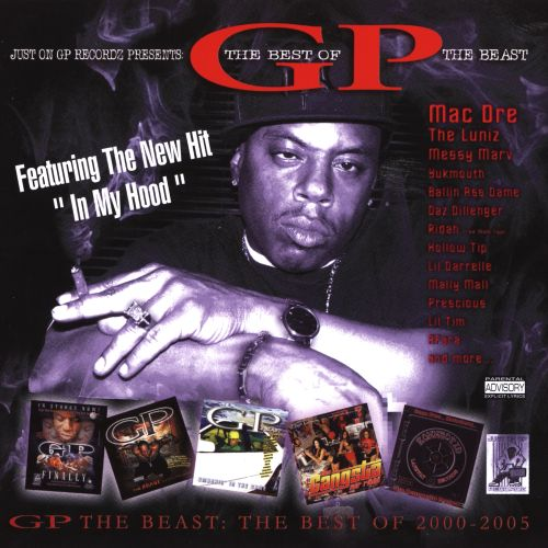 The Best of GP the Beast 2000-2005