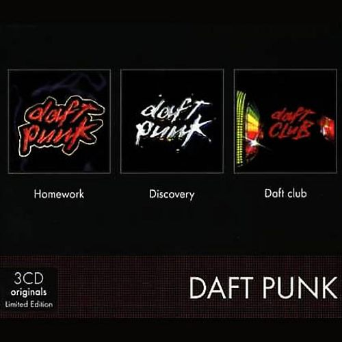 daft punk homework allmusic