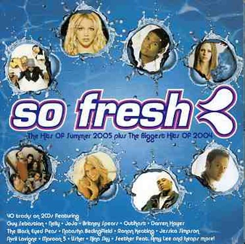 So Fresh: The Hits of Summer 2005