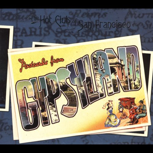 Postcards from Gypsyland