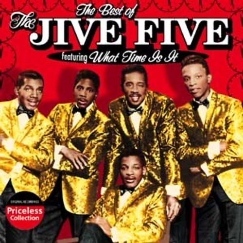 Image result for The Jive Five