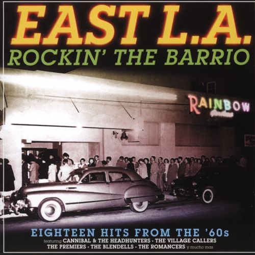Cruisin' East L.A.: Eighteen Hits from the 60's