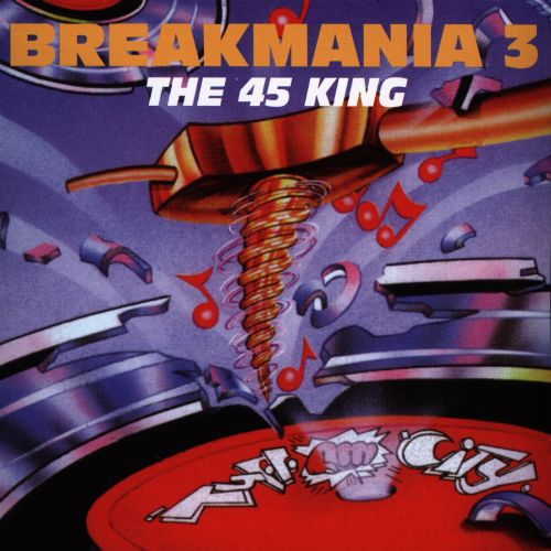 Breakmania, Vol. 3