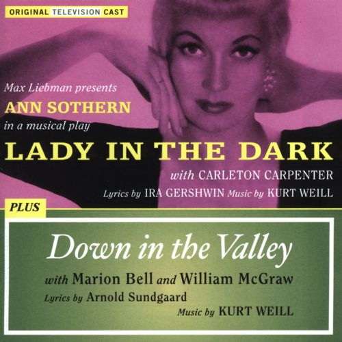 Lady in the Dark/Down in the Valley [Sepia]