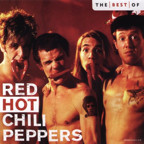f7d2f88dfa The Best of Red Hot Chili Peppers  Capitol  - Red Hot Chili Peppers ...