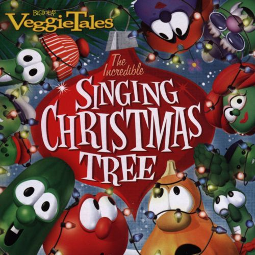 The Incredible Singing Christmas Tree ... - The Incredible Singing Christmas Tree - VeggieTales Songs, Reviews