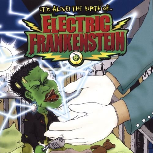 It's Alive! Birth of Electric Frankenstein