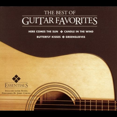 The Best of Guitar Favorites [St. Clair]