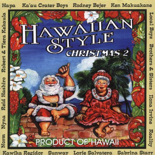 Hawaiian Style Christmas, Vol.