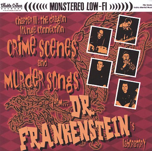 Crime Scenes and Murder Songs