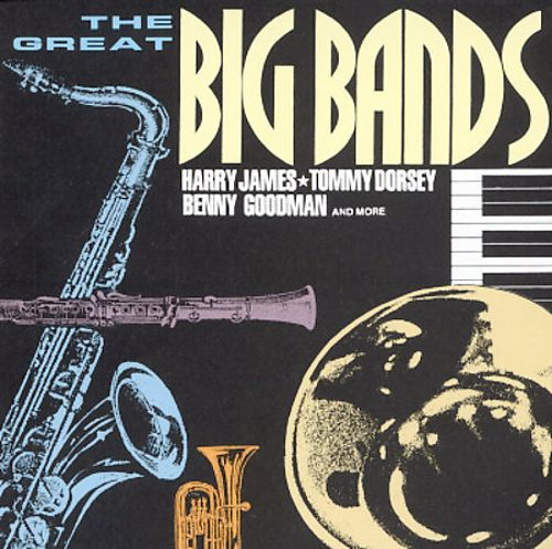 The Great Big Bands [Sony]