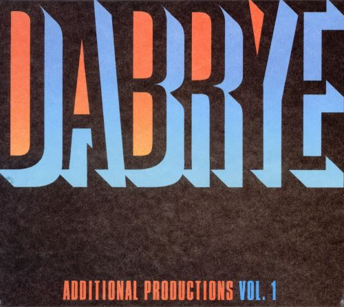 Additional Productions, Vol. 1