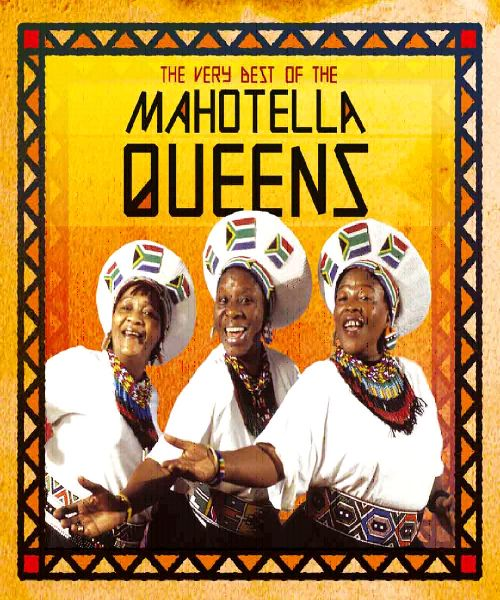 The Very Best of Mahotella Queens