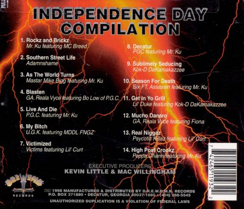 Independence Day Compilation