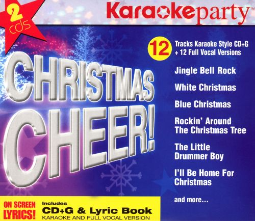 christmas cheer christmas cheer - Blue Christmas Karaoke
