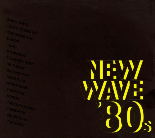New Wave 80's [Madacy]