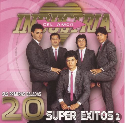 20 Exitos, Vol. 2