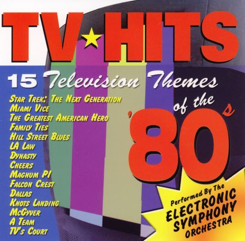 TV Hits of the '80s