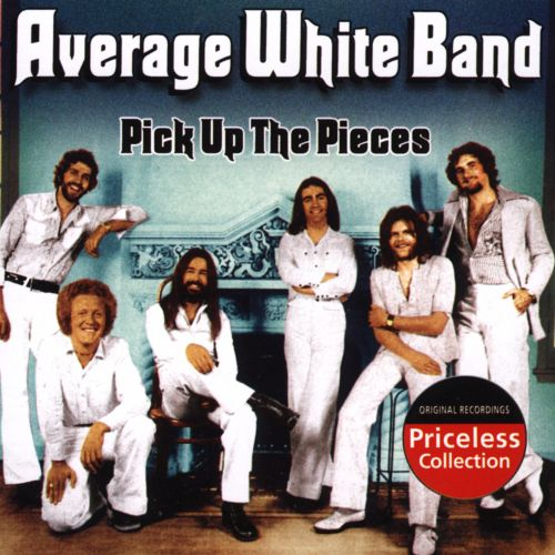 Image result for average white band pick up the pieces images