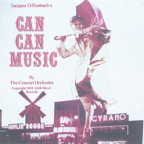 Offenbach: Can-Can Music
