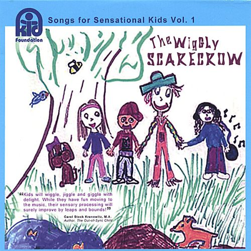 Songs for Sensational Kids 1: The Wiggly Scarecrow