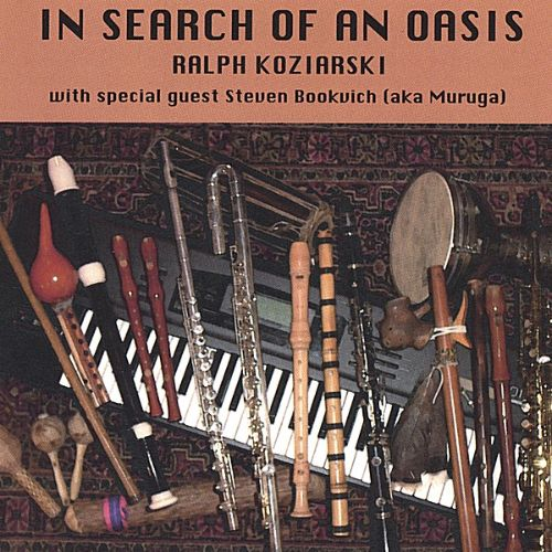 In Search of an Oasis