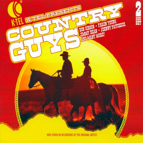 K-Tel Presents: Country Guys